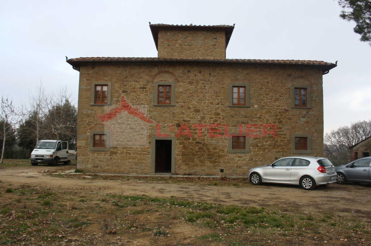 CASALE in VENDITA a AREZZO - FONTIANO / FRASSINETO / IL MATTO