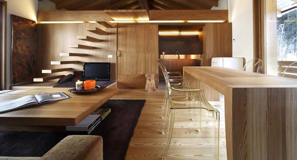 Case e strutture in legno consulenza